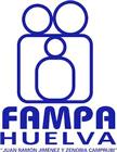 "FAMPA Huelva ""Juan Ramón Jiménez y Zenobia Camprubí"" Logo"